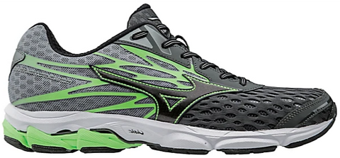 Mizuno Men's Wave Catalyst 2 - Dark Shadow/Green Gecko/Black (410879.928V)