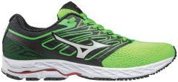 Mizuno Men's Wave Shadow - Green Slime/White (410940.4Z00)