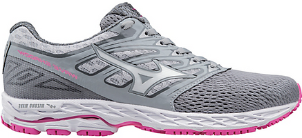 Mizuno Women's Wave Shadow - Griffin/White/Electric (410941.9N00)