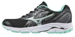 Mizuno Women's Wave Inspire 14 - Black/Silver (410985.9073)
