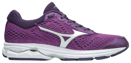 Mizuno Women's Wave Rider 22 - Bright Violet/Purple Plumeria (410990.7W6Z)
