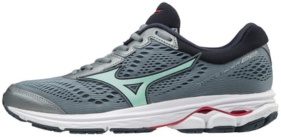 Mizuno Women's Wave Rider 22 - Tradewinds/Teaberry (410990.9T6M)