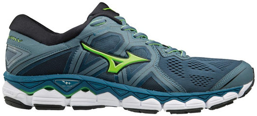 Mizuno Men's Wave Sky 2 - Blue Mirage/Evening Blue (410995.BM5V)