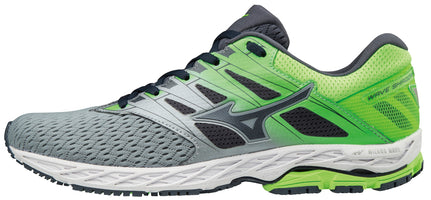 Mizuno Men's Wave Shadow 2 - Tradewinds/Green Gecko (410999.9T4W)