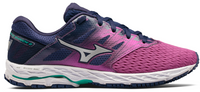 Mizuno Women's Wave Shadow 2 - Purple Wine/Patriot Blue (411000.6C5I)