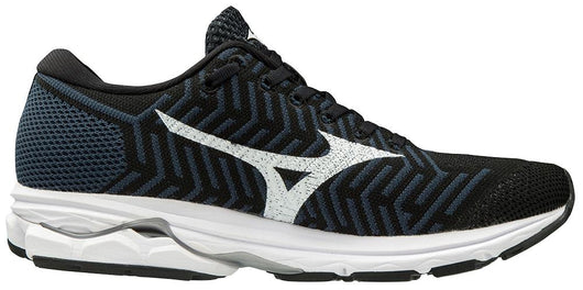Mizuno Men's Waveknit R2 - Black/Ombre Blue (411002.90RE)