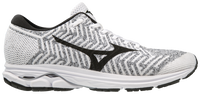 Mizuno Women's Waveknit R2 - White/Black (411003.0090)