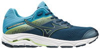 Mizuno Men's Wave Inspire 15 - Blue Wing Teal/Dress Blue (411050.BW5Q)