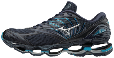 Mizuno Men's Wave Prophecy 8 - Blue Wing Tail/Silver (411054.BW73)