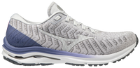 Mizuno Women's Rider 24 Waveknit - Lunar Rock/White (411229.9R00)
