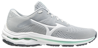 Mizuno Women's Wave Inspire 17 - Harbor Mist/White (411310.HM00) Lateral Side
