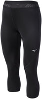 Mizuno Women's Impulse Core 3/4 Tight - Black (421626.9090)