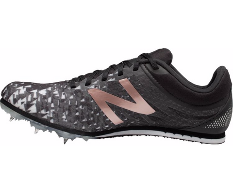 New Balance Women's MD500 V5 - Black/Rose Gold (WMD500B5)