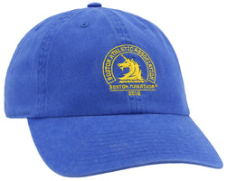 Adidas Men's Boston Marathon® 2018 B.A.A. Ultimate Cap - Blue/Yellow (5144979)
