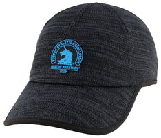 Adidas Men's Boston Marathon® 2019 B.A.A. Superlite Prime Cap - Black/Shock Cyan (5147871)
