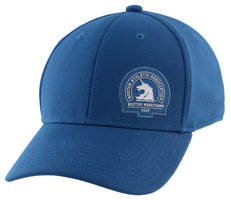 Adidas Men's Boston Marathon® 2019 B.A.A. Rucker Stretch Fit Cap - Legend Marine/Silver (5147873)