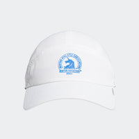 Adidas Women's Boston Marathon® 2020 B.A.A. Superlite Cap - White/Blue/Silver (5151074)