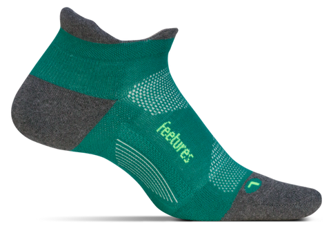 Feetures! Elite Max Cushion No-Show Tab Running Socks - Rio (EC501551)