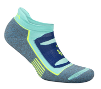 Balega Blister Resist No Show Running Socks - Ethereal Blue/Light Aqua (8706-6689)