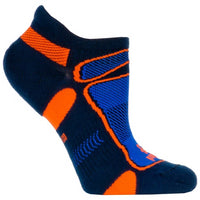 Balega Ultralight No Show Running Socks - Ink/Cobalt (8924-6672)