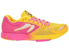Newton Women's Distance 7 Pink/Yellow (W000618)