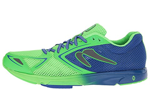 Newton Men's Distance 7 - Blue/Lime (M000518)