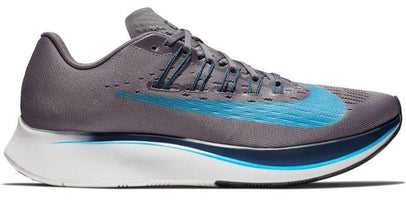 Nike Men's Zoom Fly - Gunsmoke/Blue Hero-Obsidian-Thunder Grey (880848-005)