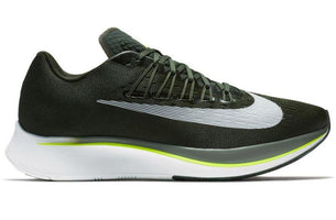 Nike Men's Zoom Fly - Sequoia/White/Medium Olive/Dark Stucco (880848-301)