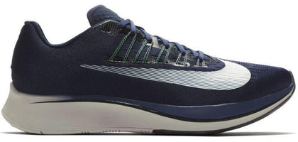 Nike Men's Zoom Fly - Obsidian/Neutral Indigo/Moon Particle/White (880848-405)