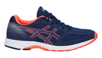 Asics Men's LyteRacer TS7 - Indigo Blue/White/Flash Coral (T8B0N.4949)