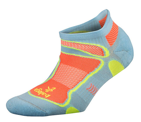Balega Ultralight No Show Running Socks - Cool Blue (8924-6816)