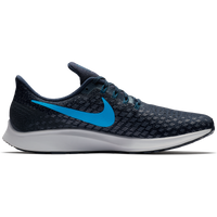 Nike Men's Air Zoom Pegasus 35 - Blue Orbit/Blue Void/Pure Platinum/Bright Citron (942851-401)