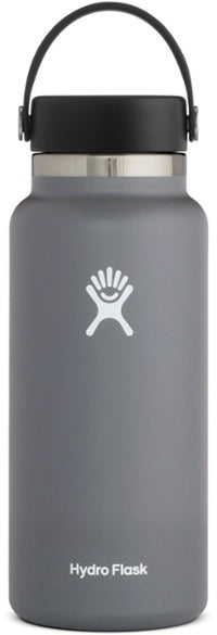 Hydro Flask 32 oz Wide Mouth Bottles w/ Flex Cap - (W32BTS)