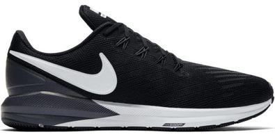Nike Men's Structure 22 - Black/White/Gridiron (AA1636-002)