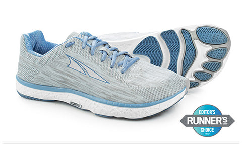 Altra Women's Escalante - Gray/Blue (AFW1733G-6)