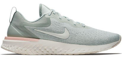 Nike Women's Odyssey React - Light Silver/Sail-Mica Green (AO9820-009)