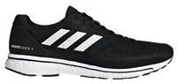 Adidas Men's Adizero Adios 4 - Core Black/Cloud White/Core Black (B37312)