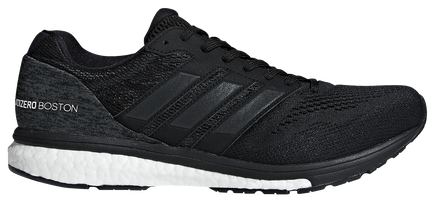 Adidas Men's Adizero Boston 7 - Core Black/Cloud White/Carbon (B37382)