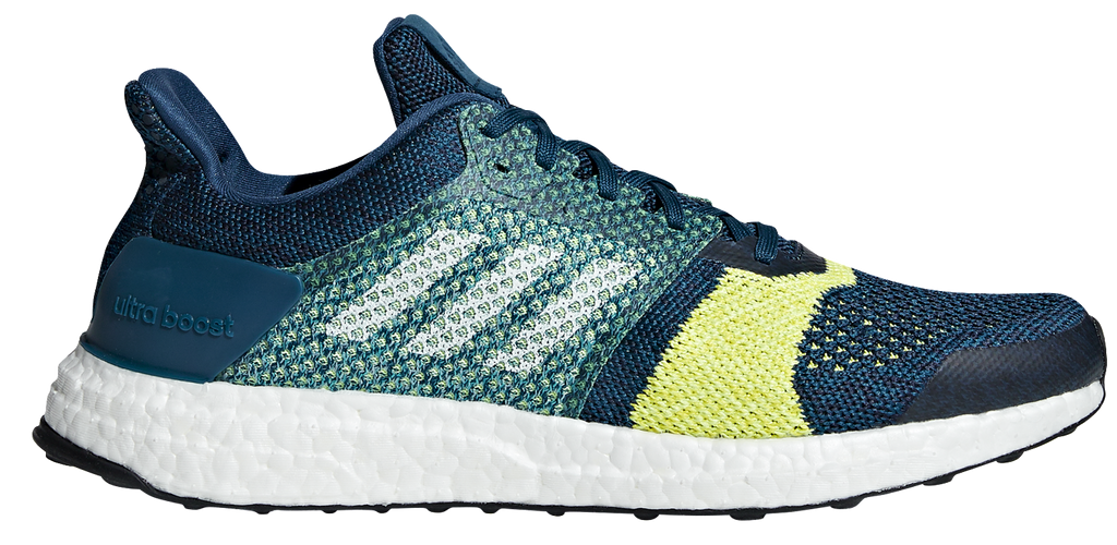 hot sale online cd4db 15a9e Adidas Men's Ultra Boost ST - Legend Marine/Cloud White/Legend Ink (B37695)
