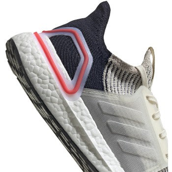 9f4cd9a1cc2daa Adidas Men s Ultra Boost 19 Running Shoe Clear Brown Chalk White Cloud  White B37708