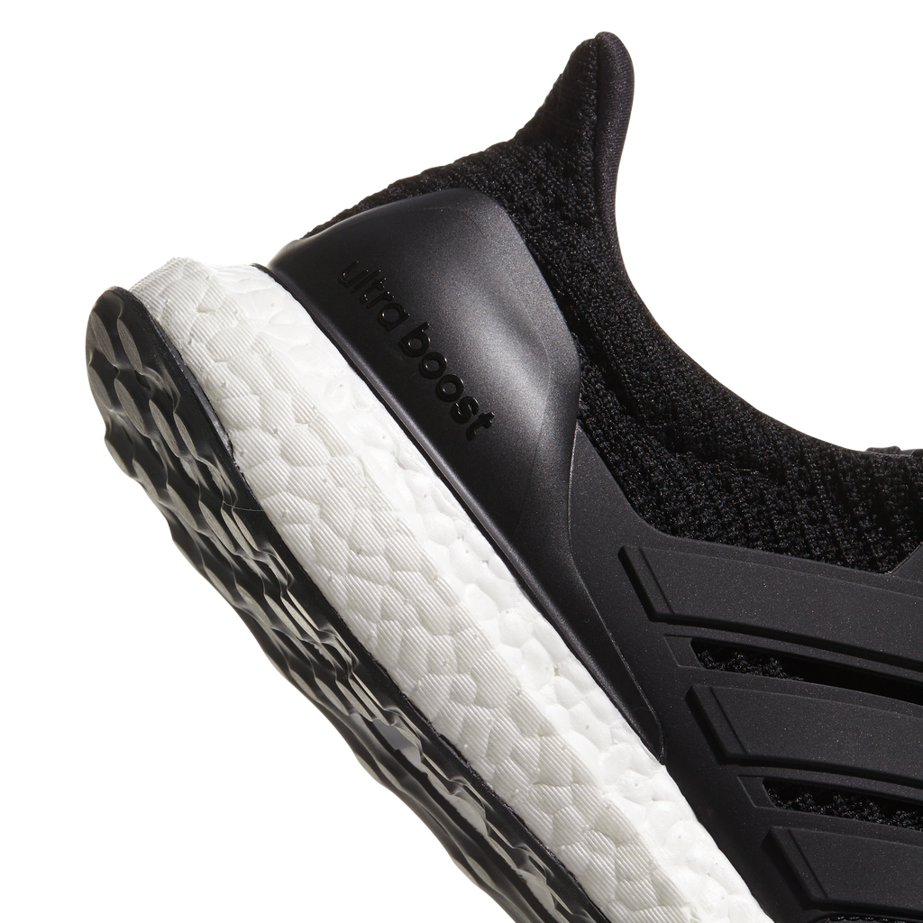 992ab9cd5b7adc Adidas Men s Ultra Boost 4.0 - Core Black Core Black Core Black (BB616 – Marathon  Sports