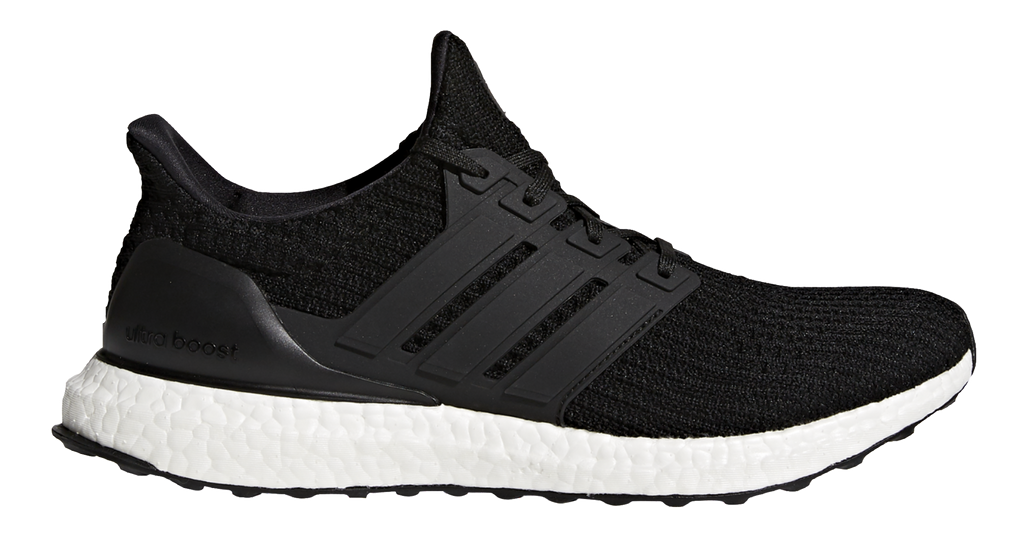 473aa43471c Adidas Men's Ultra Boost 4.0 - Core Black/Core Black/Core Black (BB616 –  Marathon Sports