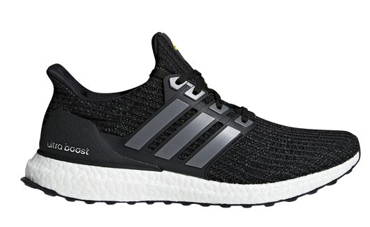 finest selection 0423f 9a024 Adidas Men s Ultra Boost 4.0 LTD - Core Black Iron Metallic (BB6220)
