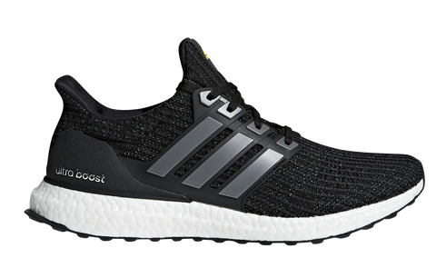 Adidas Men's Ultra Boost 4.0 LTD - Core Black/Iron Metallic (BB6220)