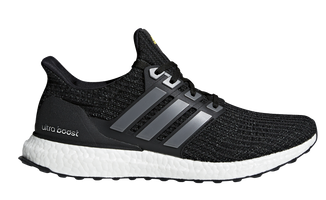 85c13387747 Adidas Men s Ultra Boost 4.0 LTD - Core Black Iron Metallic (BB6220)