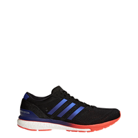 Adidas Men's Boston 6 - Core Black/Real Purple/Hi-Res Red (BB6413)