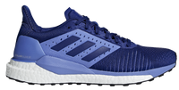 Adidas Women's Solar Glide ST - Mystery Ink/Mystery Ink/Real Lilac (BB6614) Lateral Side
