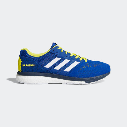 Adidas Men's 2018 Boston Edition Adizero Boston 7 - Collegiate Royal/White/Collegiate Navy (BC0322)