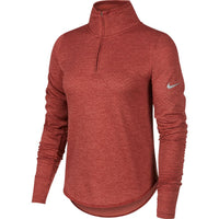 Nike Women's Sphere Element 1/2 Zip - Cedar/Light Redwood (BV3012-661)