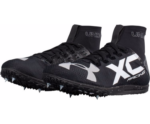 Under Armour Bandit XC Spike - Black/White (1273938-001)